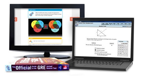 The world's finest online GRE preparation